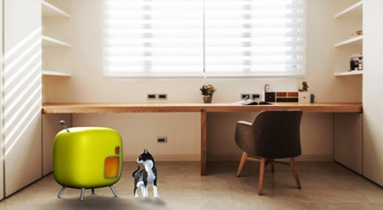 Petmosnter Cool And Super Modern Digs For Your Pets
