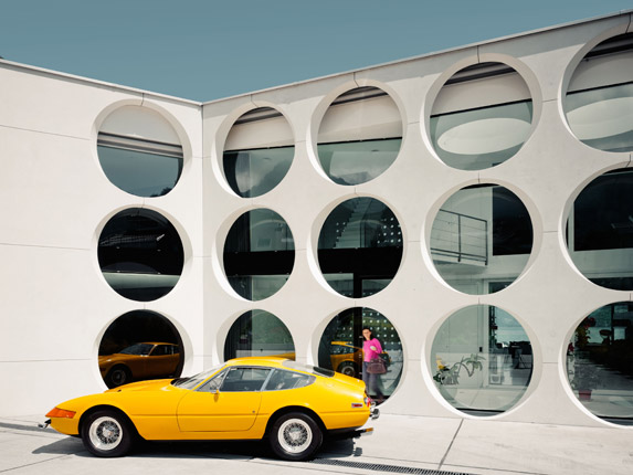 Philippe Stuebi O House