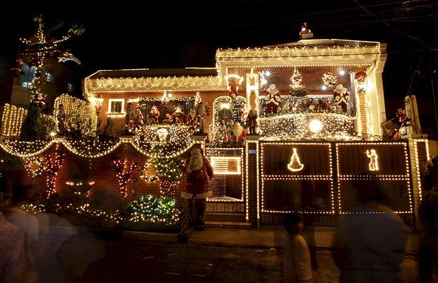 Christmas Decors Philippines Lights Card And Decore