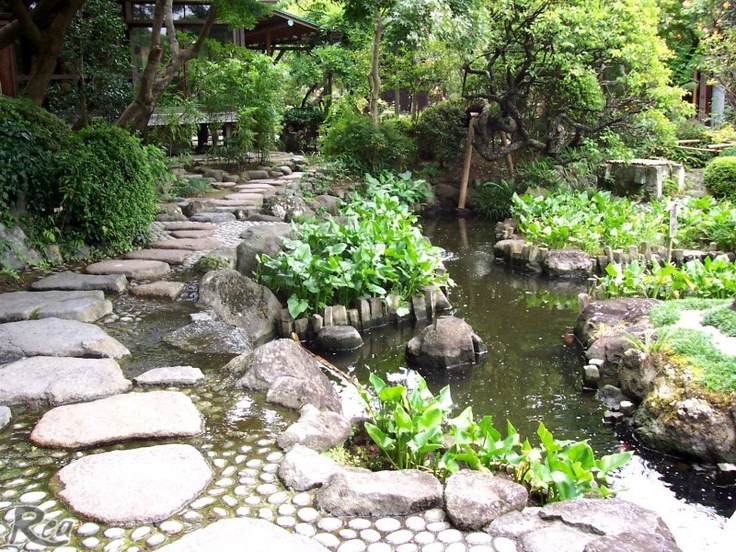 40 philosophic zen garden designs digsdigs for Great garden design ideas
