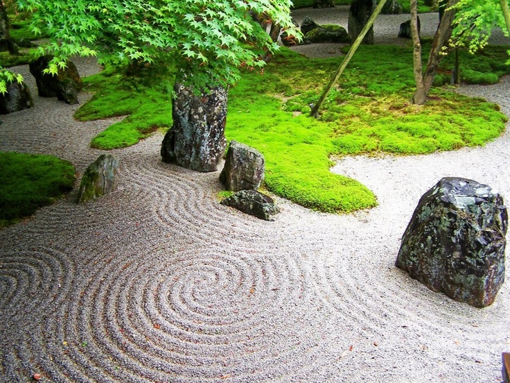 Philosophic Zen Garden Designs