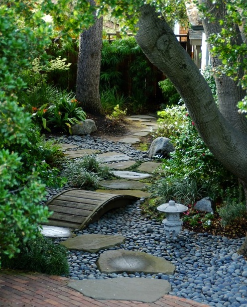 Home Garden Design Ideas Japanese Garden Design Ideas: 65 Philosophic Zen Garden Designs