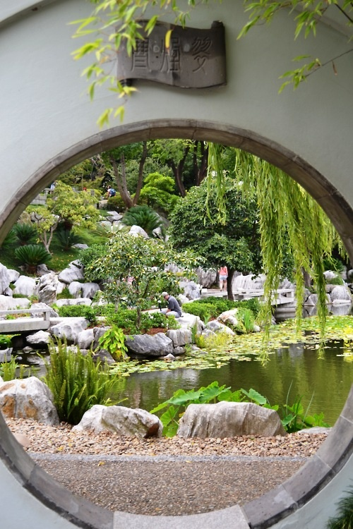 Merveilleux A Key Element In Japanese Garden Style Is Creating Layers That Canu0027t Be  Viewed