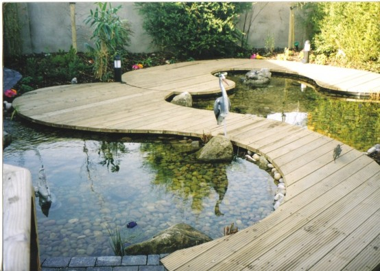 65 philosophic zen garden designs digsdigs for Japanese decking garden