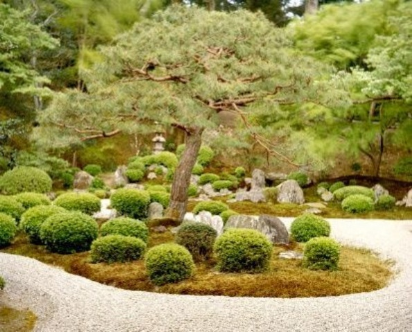 cool zen garden designs | 40 Philosophic Zen Garden Designs | DigsDigs