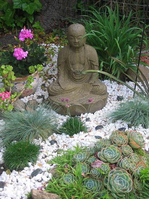 Nice Philosophic Zen Garden Designs
