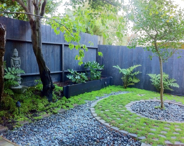 40 philosophic zen garden designs digsdigs for Modern garden design for small spaces