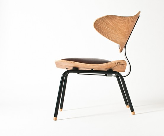 Philosophical And Luxurious Poise Chair