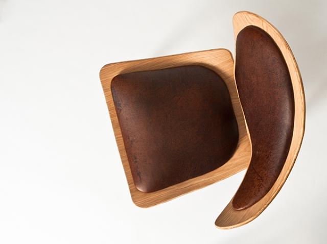 Philosophical Andluxurious Poise Chair