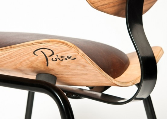 Philosophical Andluxurious Poise Chair