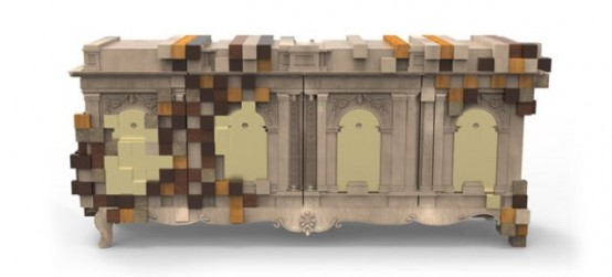 Piccadilly Cabinet A Mixture Of Futuristic And Classical