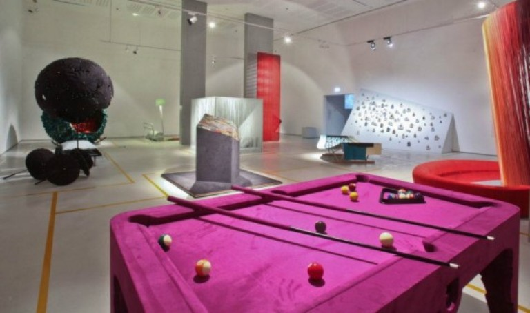 Pink Pool Table – You And Your Girlfriend Both Pleased