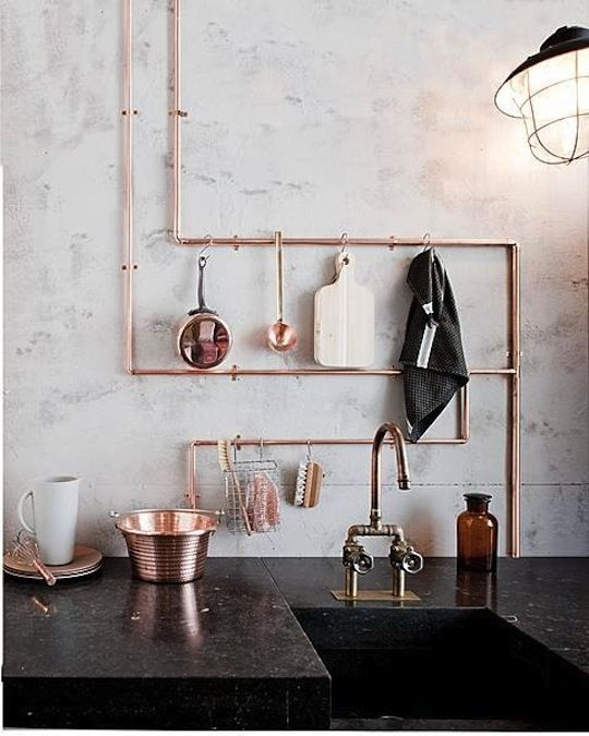 Pipes Decor Ideas