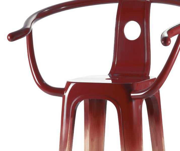 Plastic Lacquered Ming Chair – New Sort Of Classics