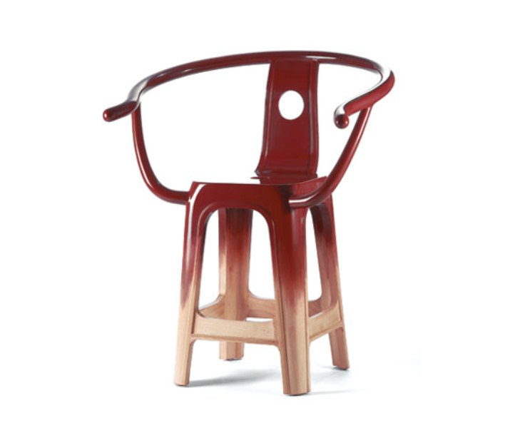 Plastic Lacquered Ming Chair New Sort Of Classics