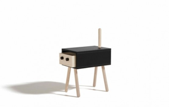 Playful Yet Minimalist Neotoi Children Furniture Collection