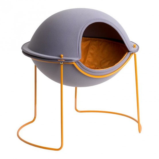 Pod Cat Or Dog House