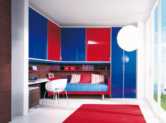 Kids Bedroom from Ponti collection