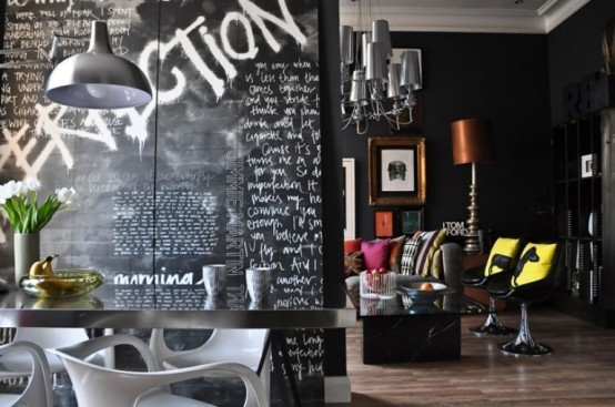 Awesome Pop-Art And Art-Deco London Apartment