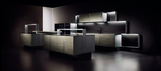 Porsche Kitchen Design