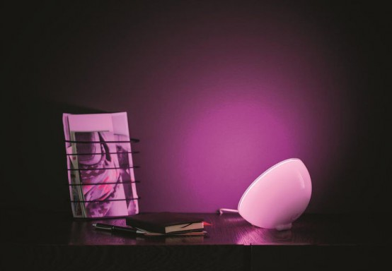 Portable And Wireless Hue Bulb To Take With You