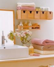 Practical Bathroom Storage Ideas