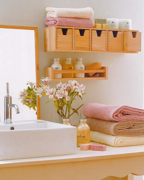 73 Practical Bathroom Storage Ideas | DigsDigs