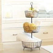 Practical Bathroom Storage Ideas