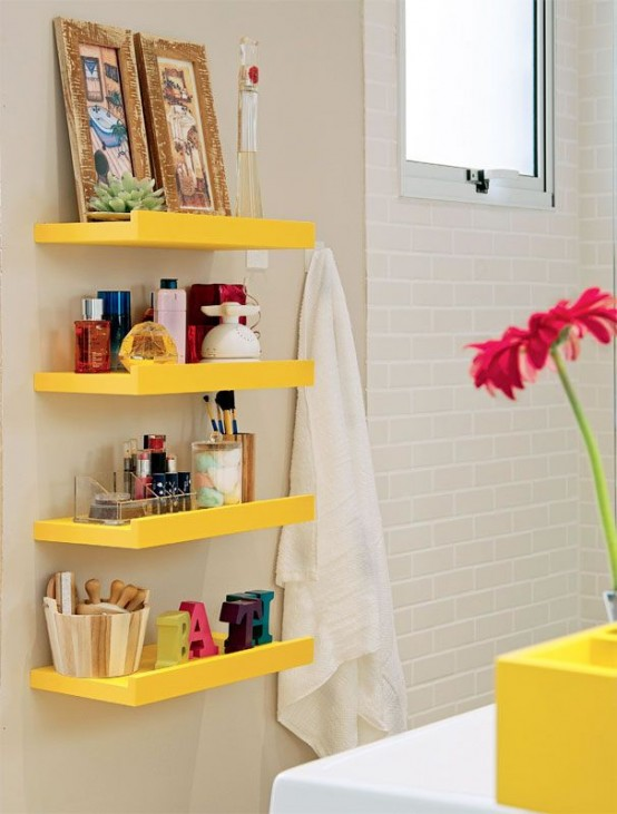Small Bathroom Storage Ideas 73 practical bathroom storage ideas - digsdigs