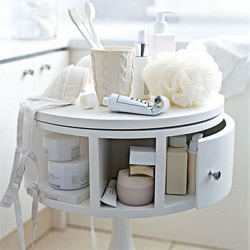 73 Practical Bathroom Storage Ideas DigsDigs – Bathroom Storage Ideas for Small Spaces