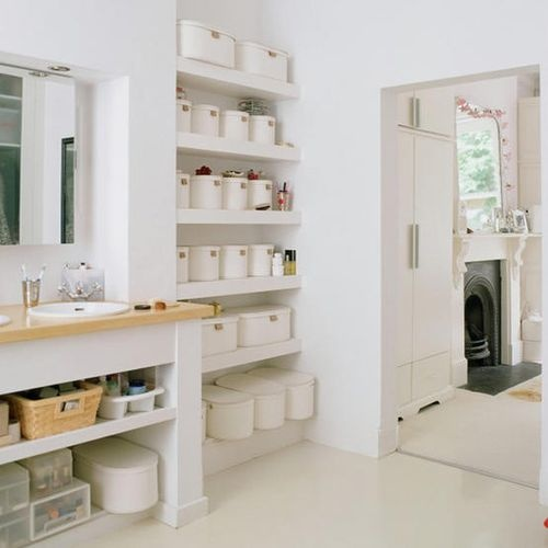 Beautiful And This Bathroom Storage Idea Is No Exception Hello Lovely Readers Of Infarrantly Creative, Laura Of Finding Home Back Today To Share Another Project This One Is Meant To Provide Solutions For Your Bathroom Storage Problems  Bin