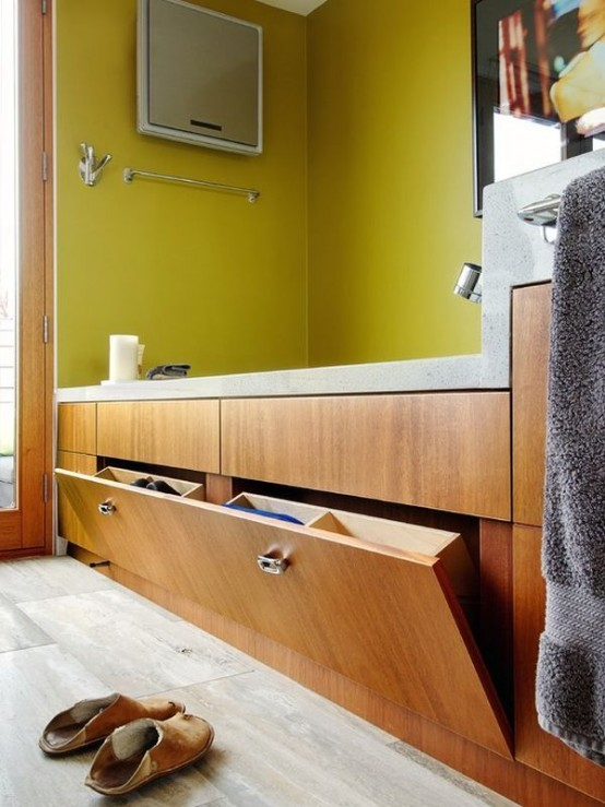 ideas bathroom digsdigs practical storage