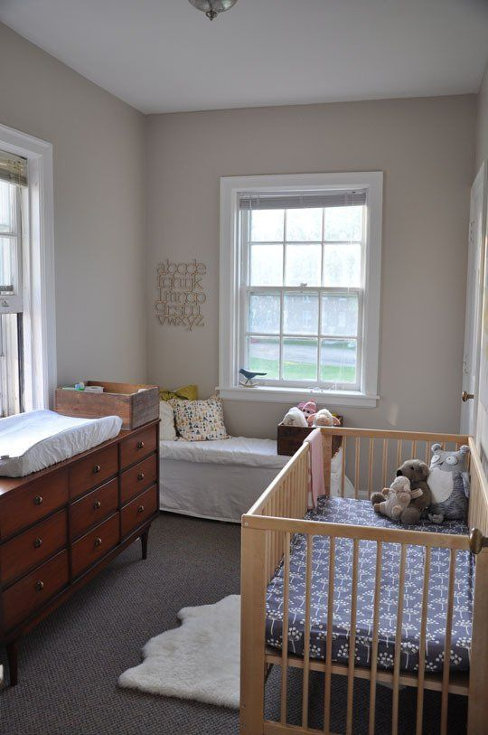 23 practical and stylish tiny nursery d cor ideas digsdigs Scandinavian baby nursery