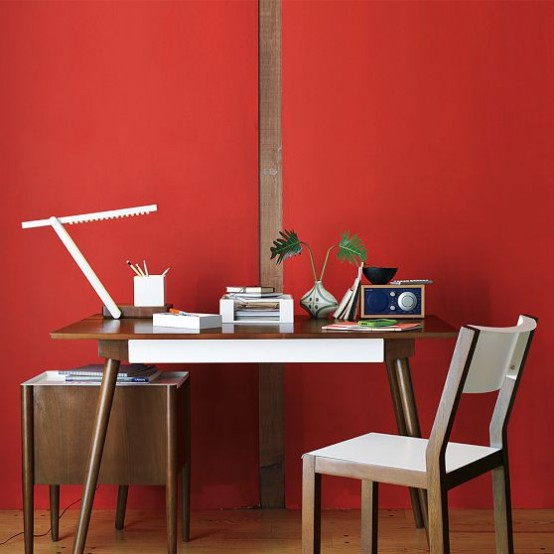 New Sustainable Home Office Furniture Collection by West Elm