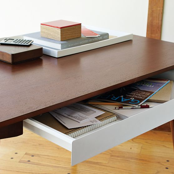 Home Office Furniture Collection: New Sustainable Home Office Furniture Collection By West