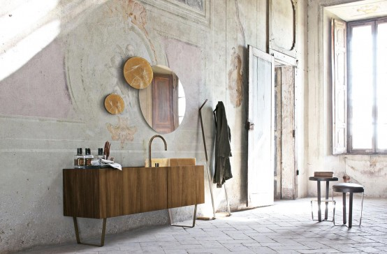 Precious And Unique Must Bathroom Furniture Collection