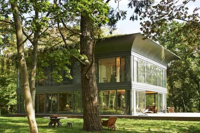 Going Green: Prefab Energy Efficient P.A.T.H. Home