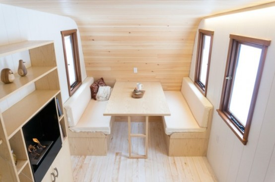Prefab Wooden Cabin Collingwood Shepherd Hut