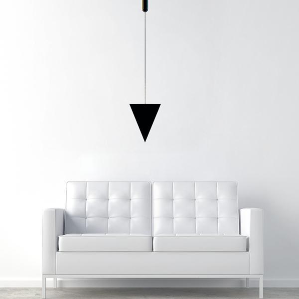 Prisma Lamps Looking Like Minimalist Sculptures
