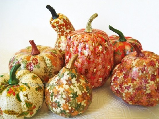 pumpkin decor ideas for fall home decor - Pumpkin Decor