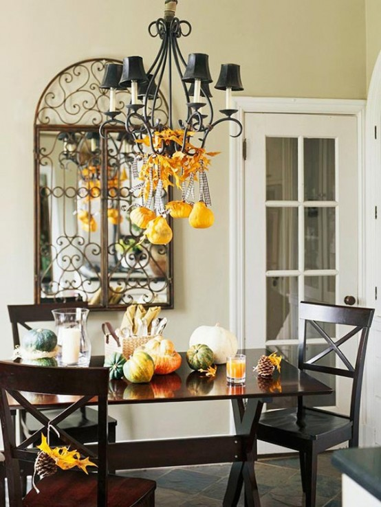 High Quality Pumpkin Decor Ideas For Fall Home Decor