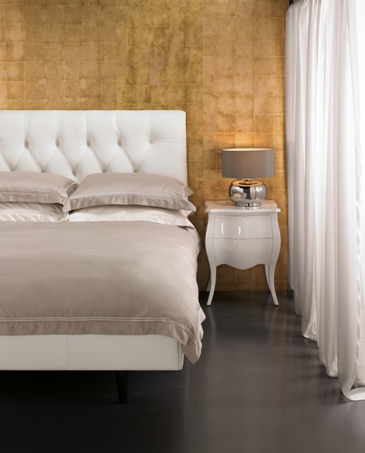 Pure Glamour Bedroom Design
