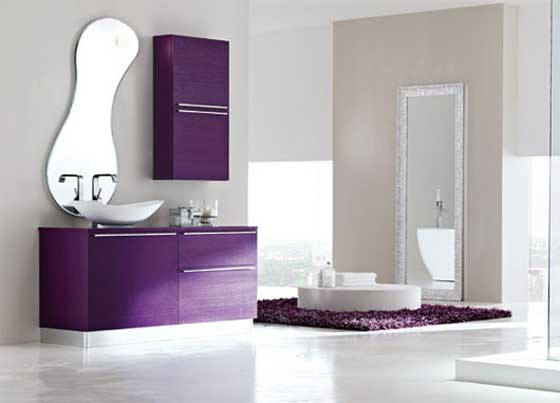 Pictures Of Purple Bathrooms. 23 Amazing Purple Bathroom Ideas ...