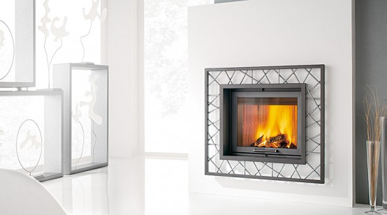 Raggi Cladding For Montegrappa Fireplace