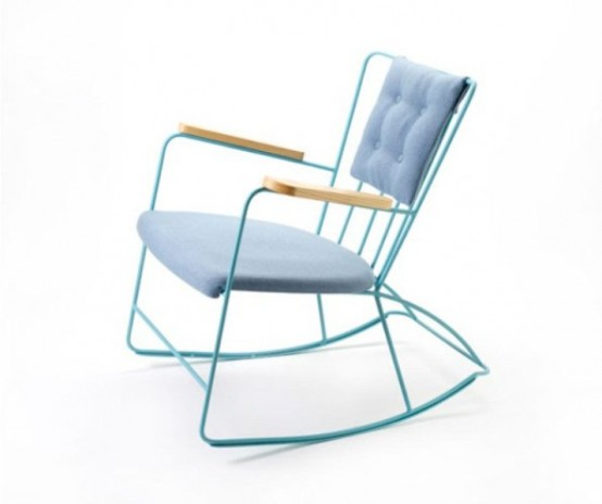 Re-Edition Of Fantastic Chair Collection Of The 50s