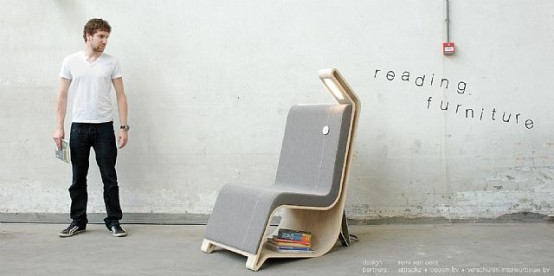 Reading Furniture