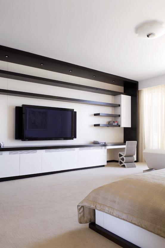 Really Modern Yet Cozy Interior Design