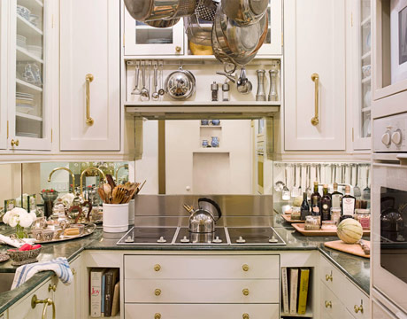 33 Cool Small Kitchen Ideas