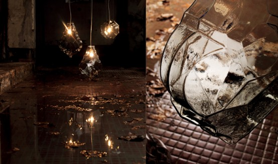 Really Unique 2015 Lamps Collection By Karman