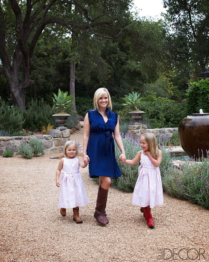 Reese Witherspoon's Vintage Home In California